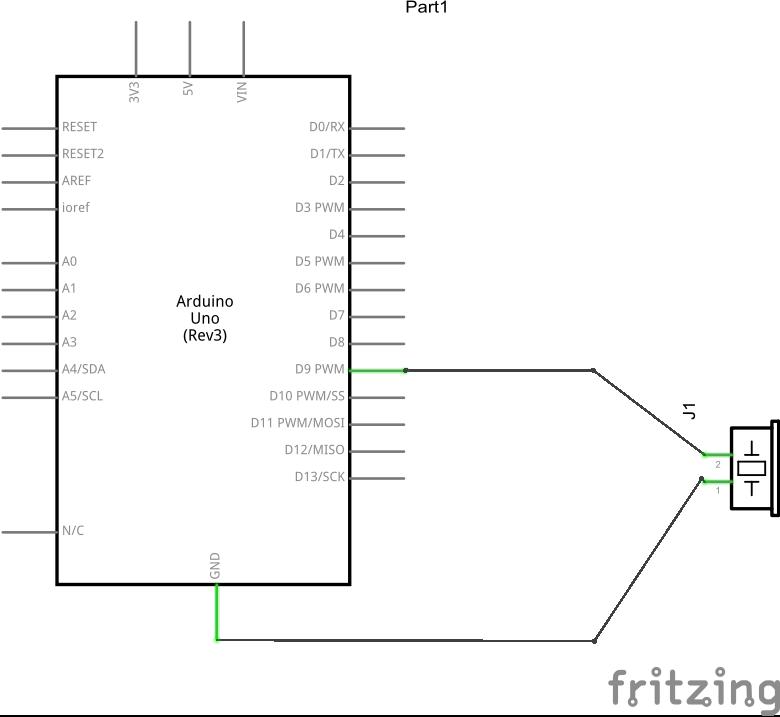 piezo schematic