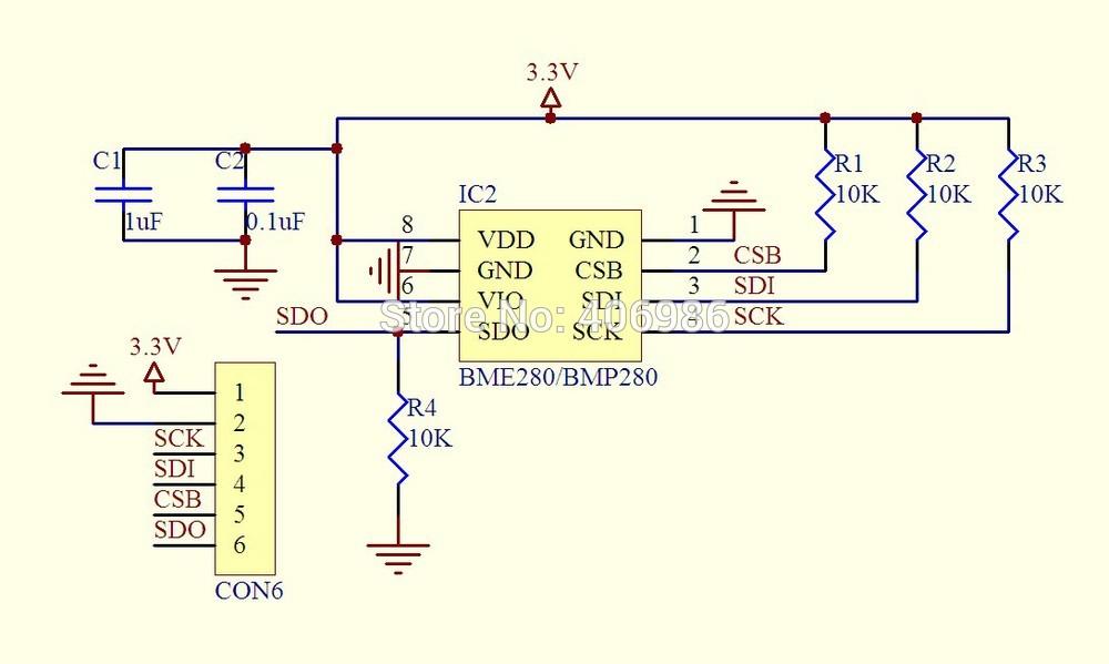 BME280 humidity sensor example - Arduino Projects